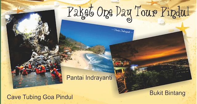 Paket Wisata Goa Pindul Pantai Indrayanti Jogja