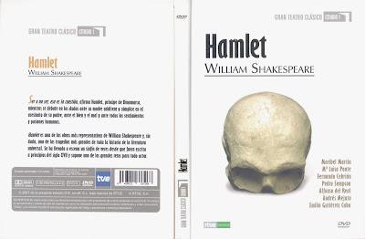 Hamlet (Estudio 1) (1970) | Caratula | Cartel | Teatro clásico