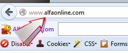 alamat alfaonline.com