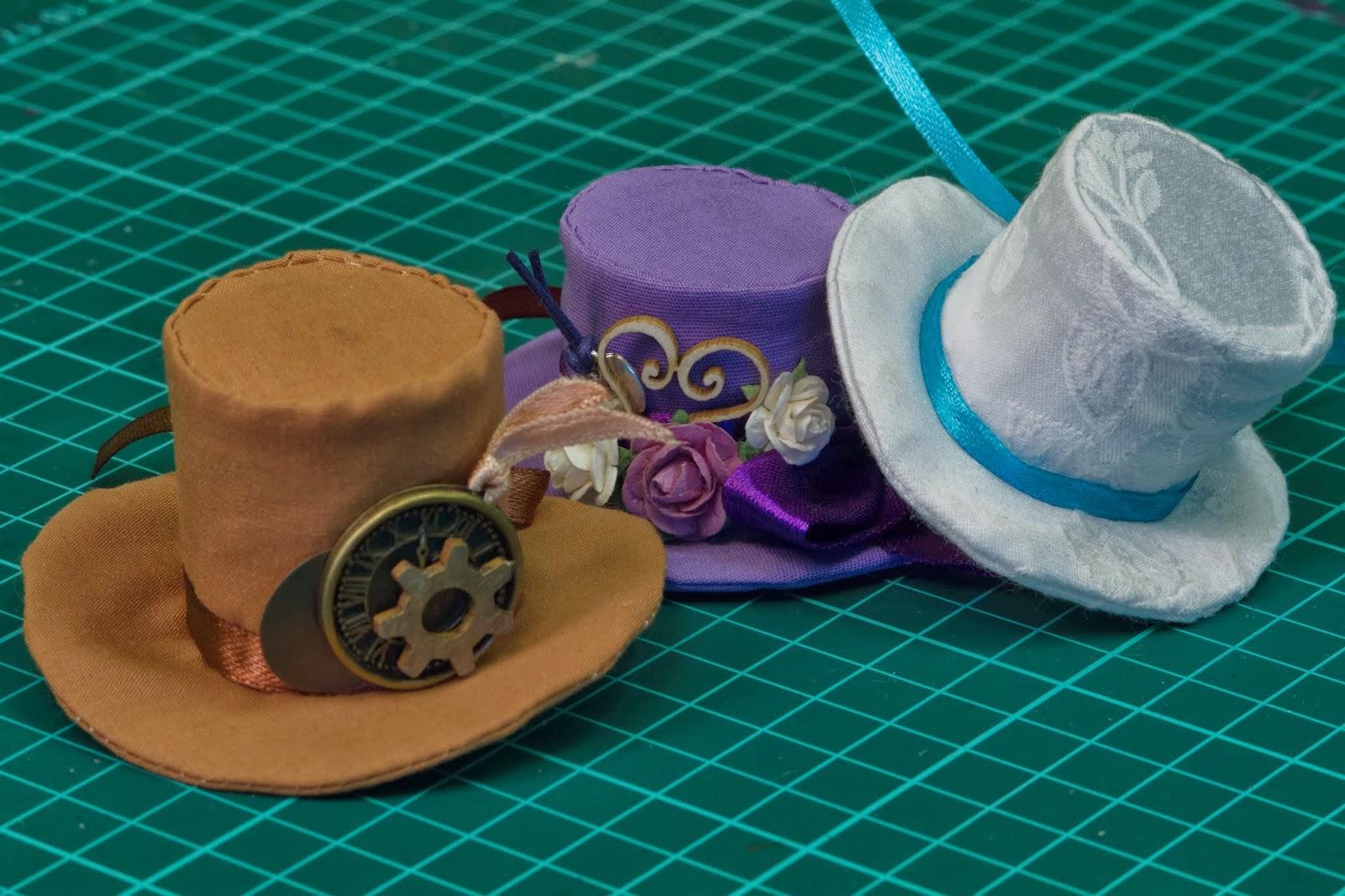 Как кукле сделать шляпку