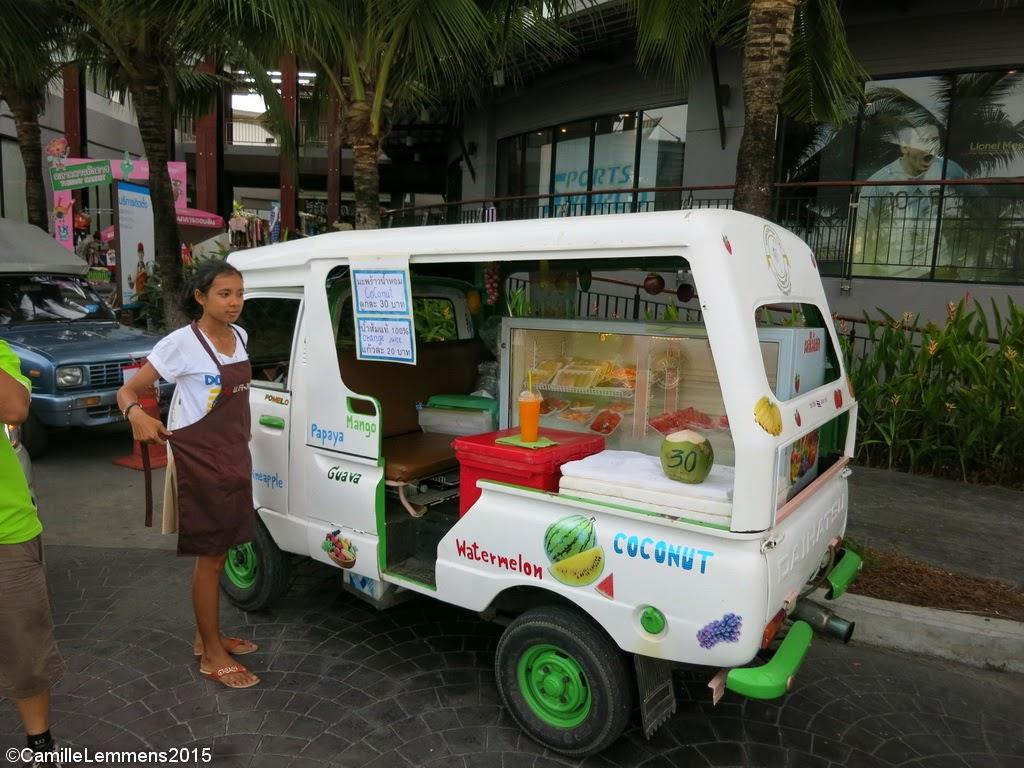 Food on Wheels; Shake it baby