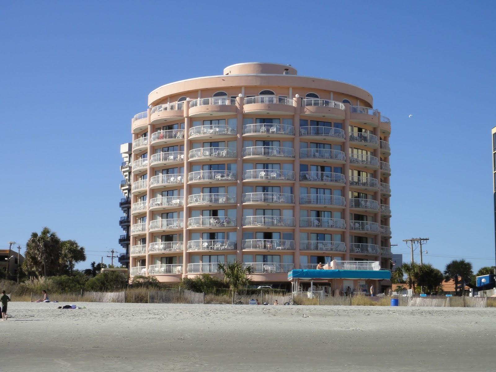 B Oceanfront Myrtle Beach Sc