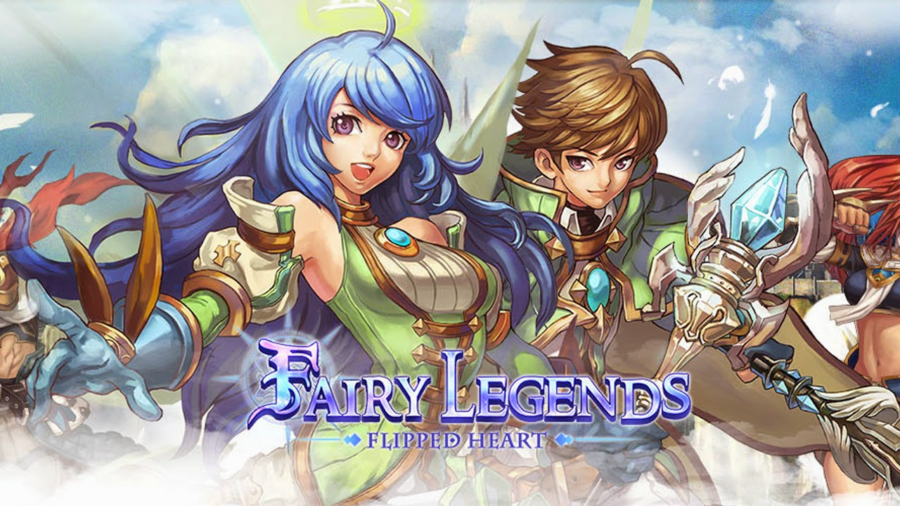 Fairy Legends Gameplay IOS / Android
