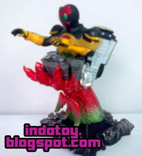 Jual Kamen Rider Diorama Action Figure