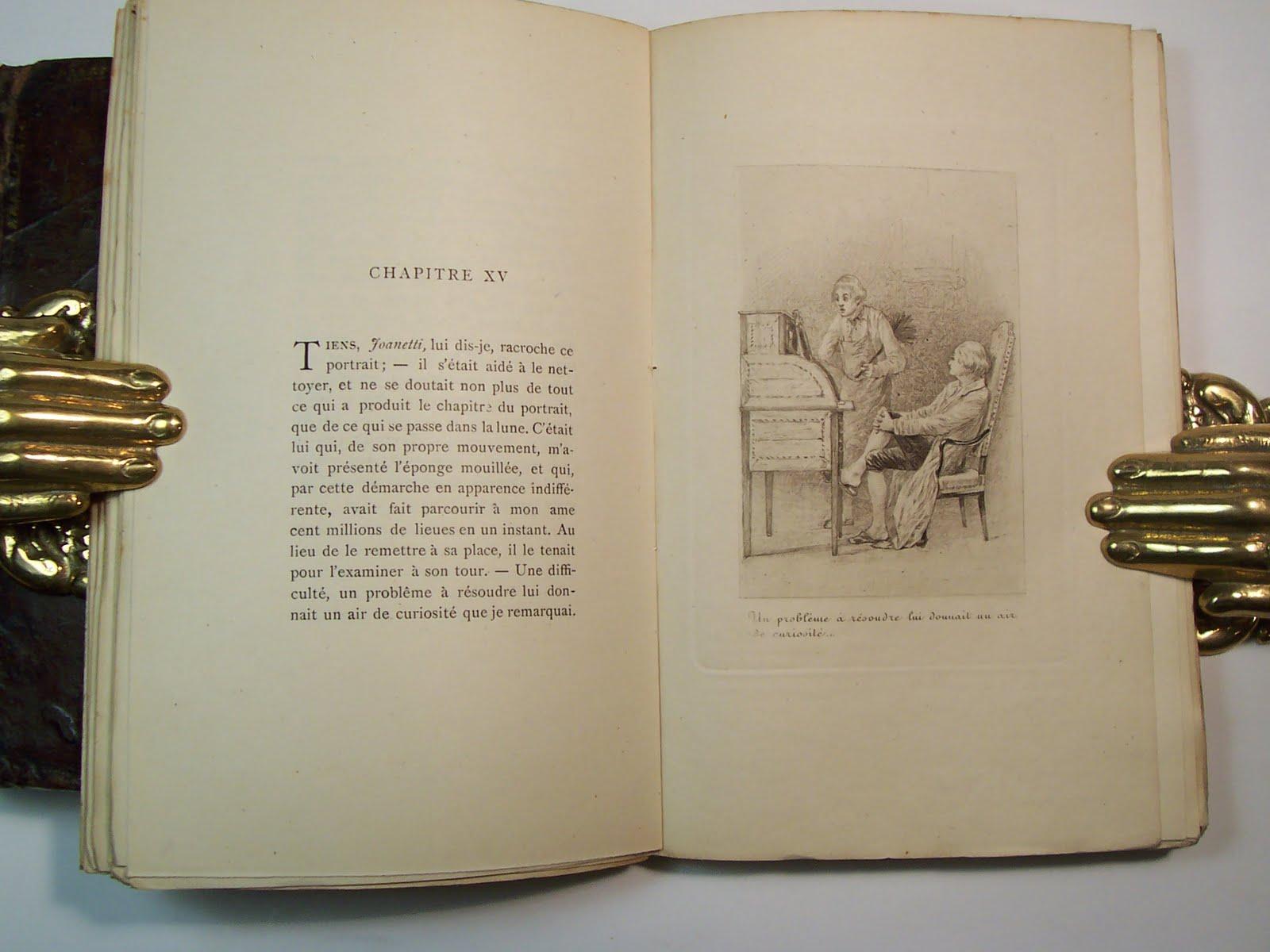 Librairie ancienne et autres tr sors l 39 incontournable for Autour de ma chambre