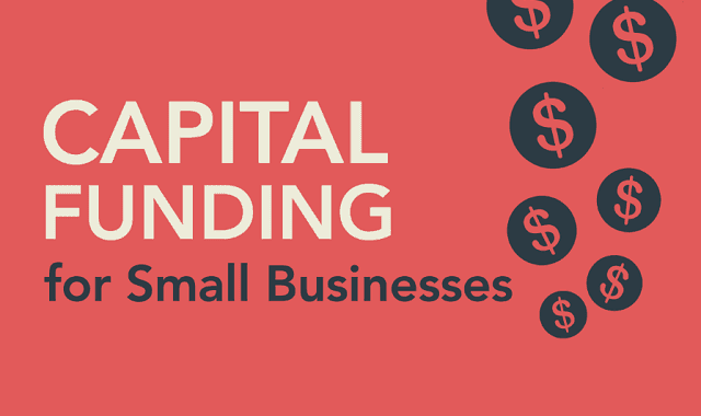 Image: Capital Funding For Small Businesses