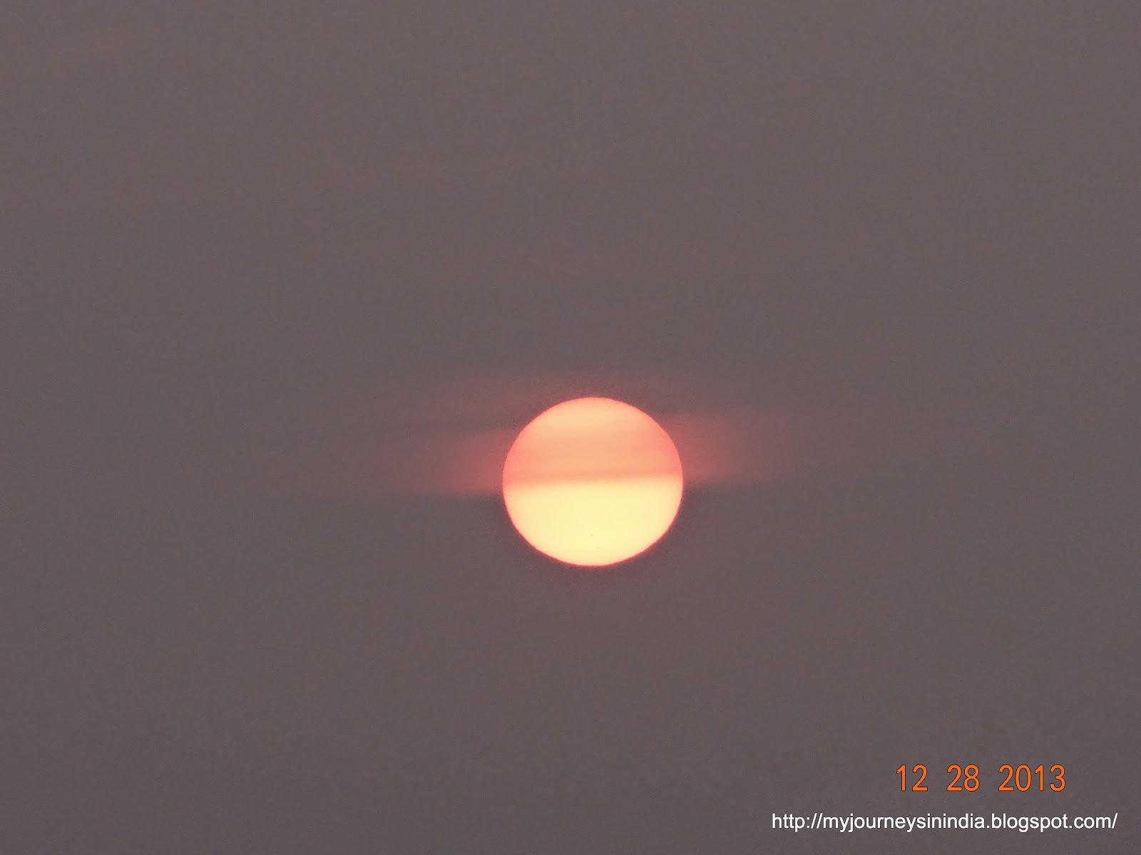 Valparai Sunset
