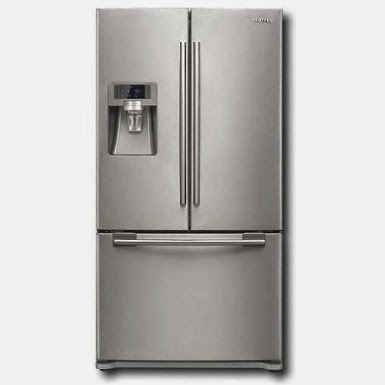Samsung RFG237 23 CF French Door Refrigerator With 3 Doors