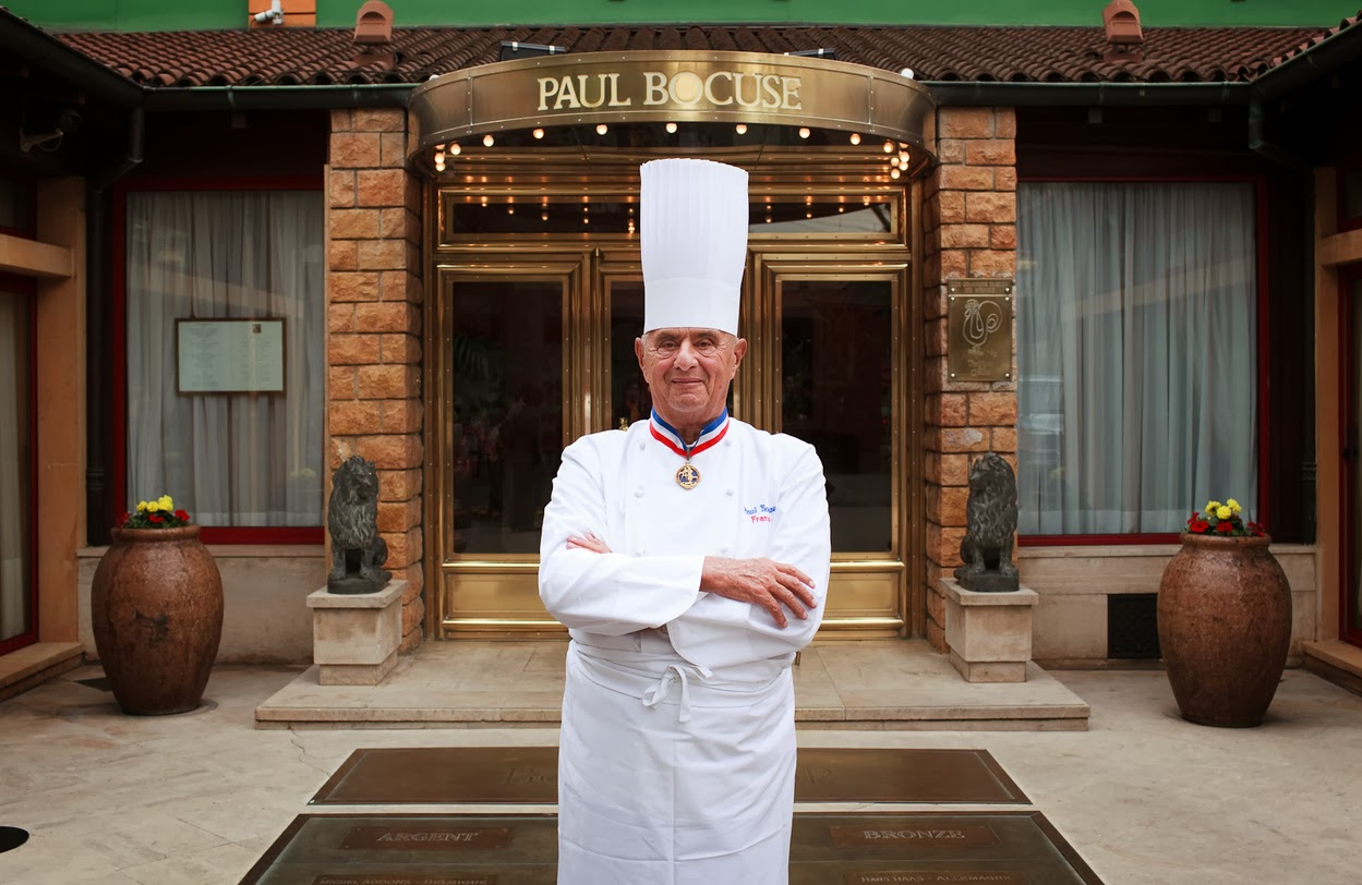 Passion for luxury french cooking guru paul bocuse is for American nouveau cuisine