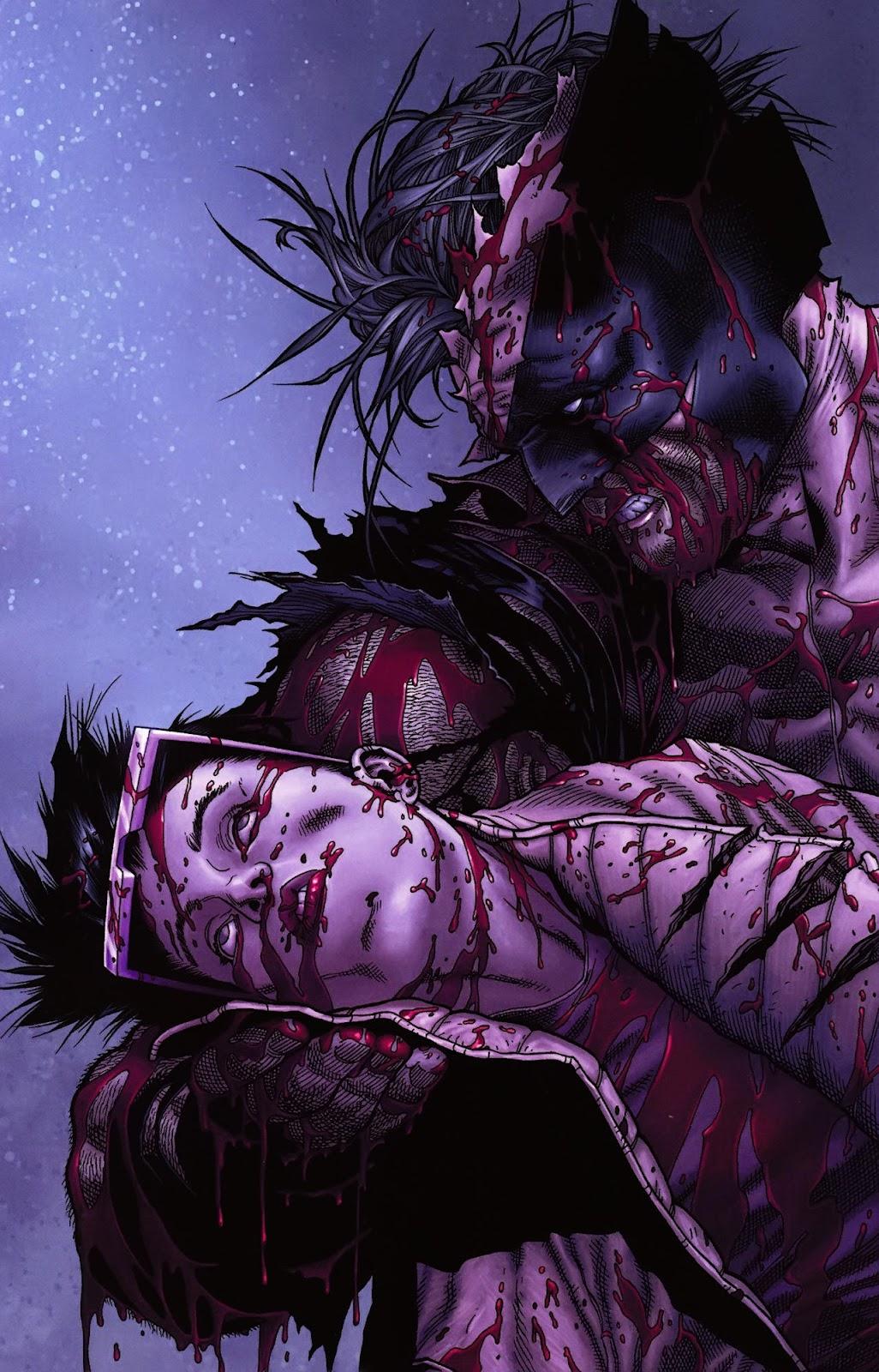 Read online Wolverine (2003) comic -  Issue #70 - 14