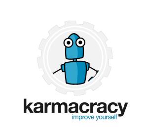 Karmacracy una plataforma de contenido social.