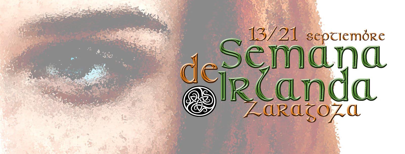 Semana de Irlanda de Zaragoza