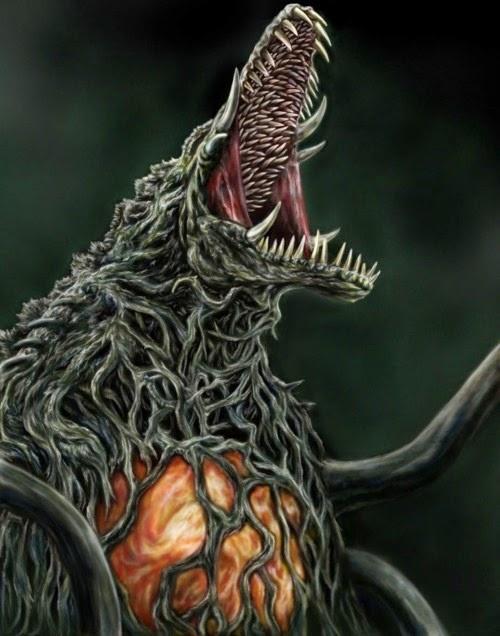 Masked Awesome: Godzilla vs Biollante