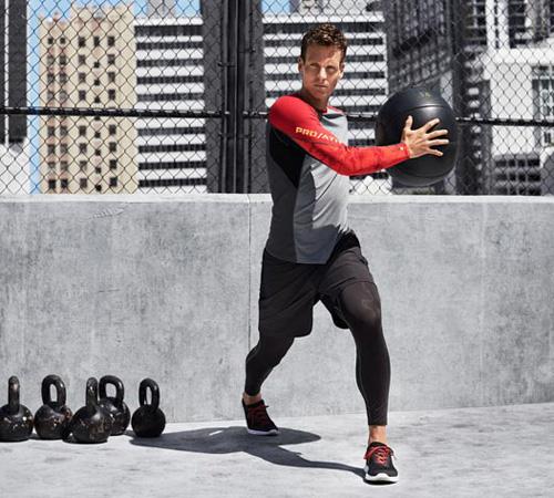 ropa de deporte H&M para hombre