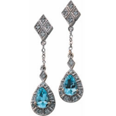 Stylish Earrings Designs & Pics