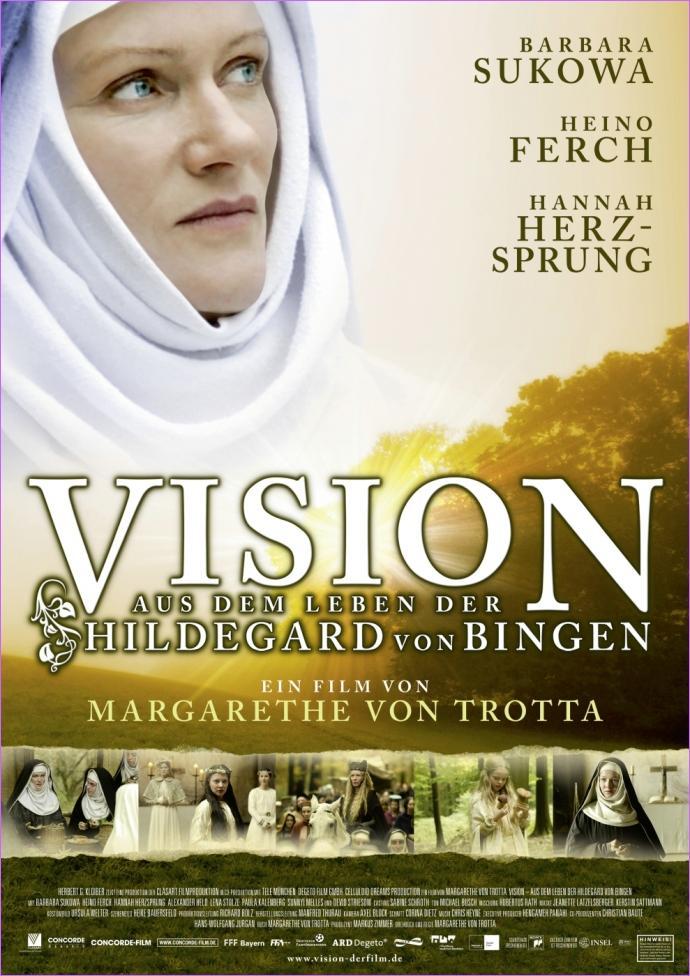 Vision – Aus dem Leben der Hildegard von Bingen (2009)