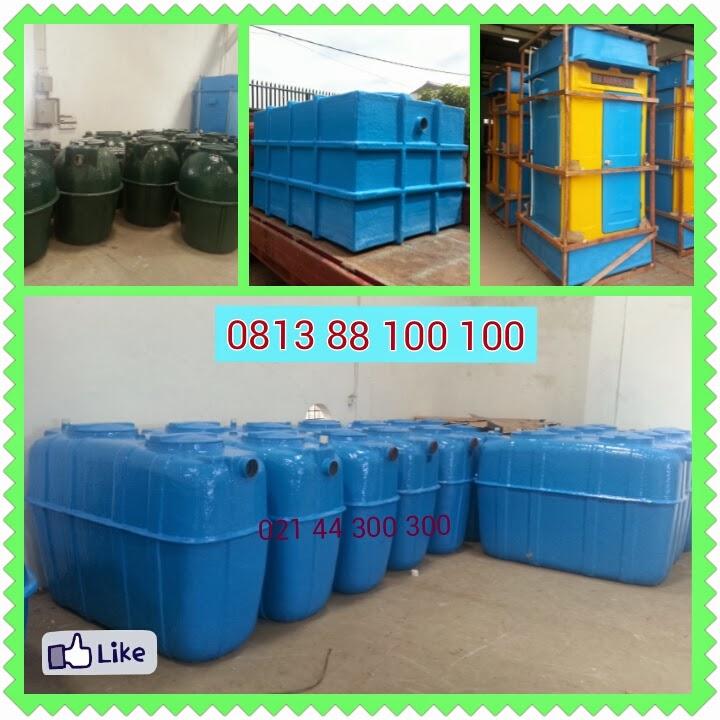 toilet portable fibreglass, septic tank biotech, brosur, katalok, produk, cara pasang