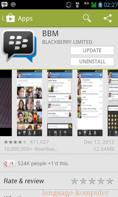 update bbm for android desember