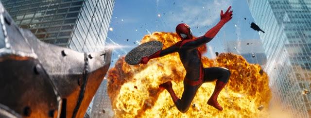 Resenha Filme O Espetacular Homem Aranha 2 A Ameaça de Electro