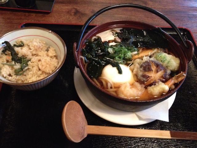 Nabeyaki Soba Hon Dashi ~ Japanese Soup   Chef Sean Bone