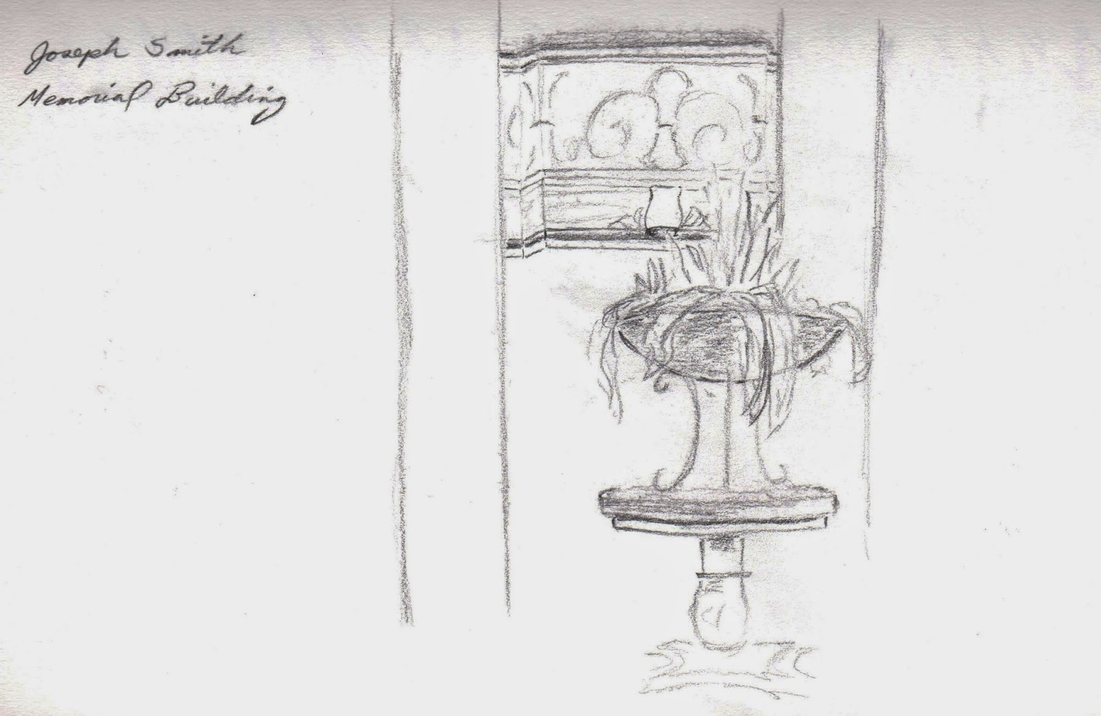 Living Design Sketch a State Utah