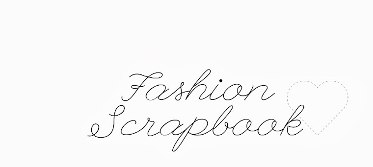my fashion scrapbook