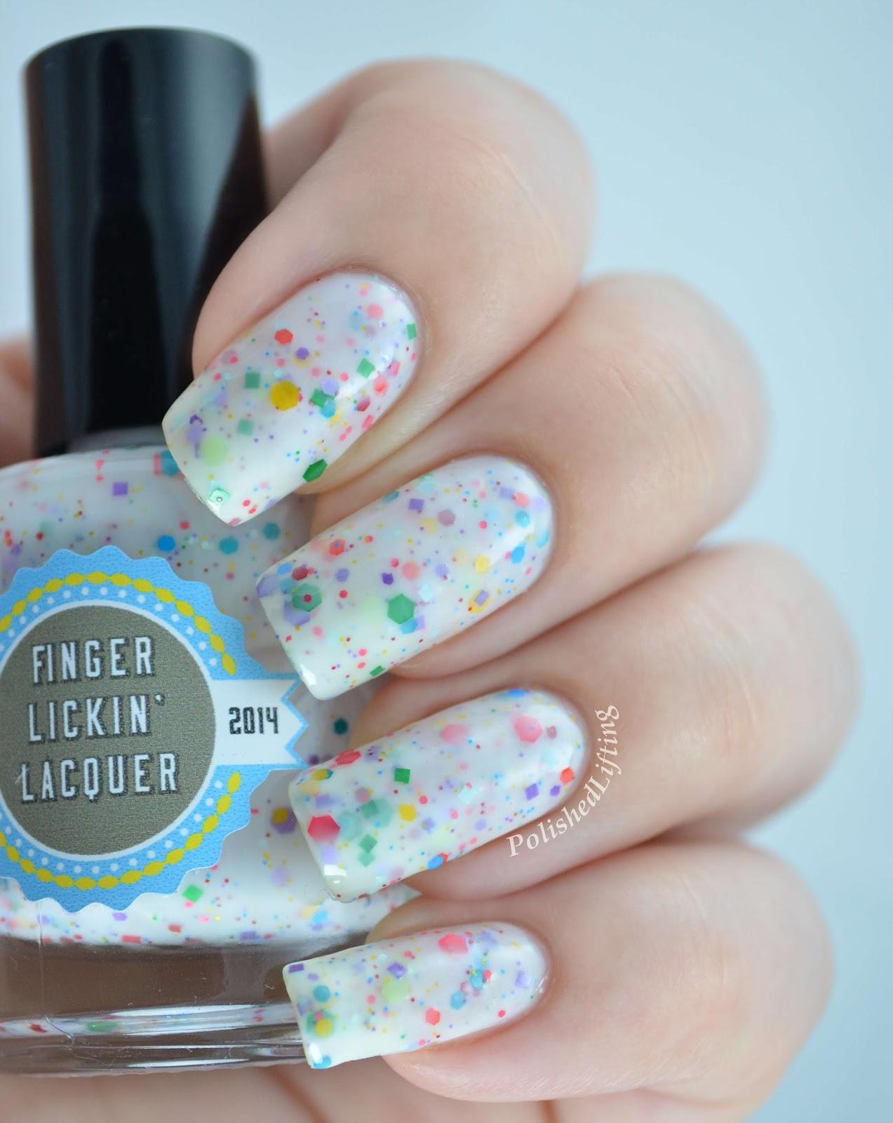 Finger Lickin' Lacquer Dunkacrelly Totally Rad