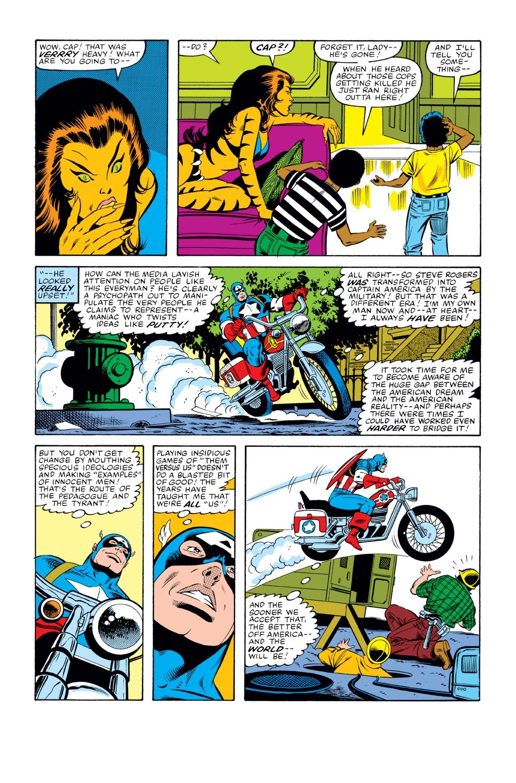 Captain America (1968) Issue #267 #182 - English 14