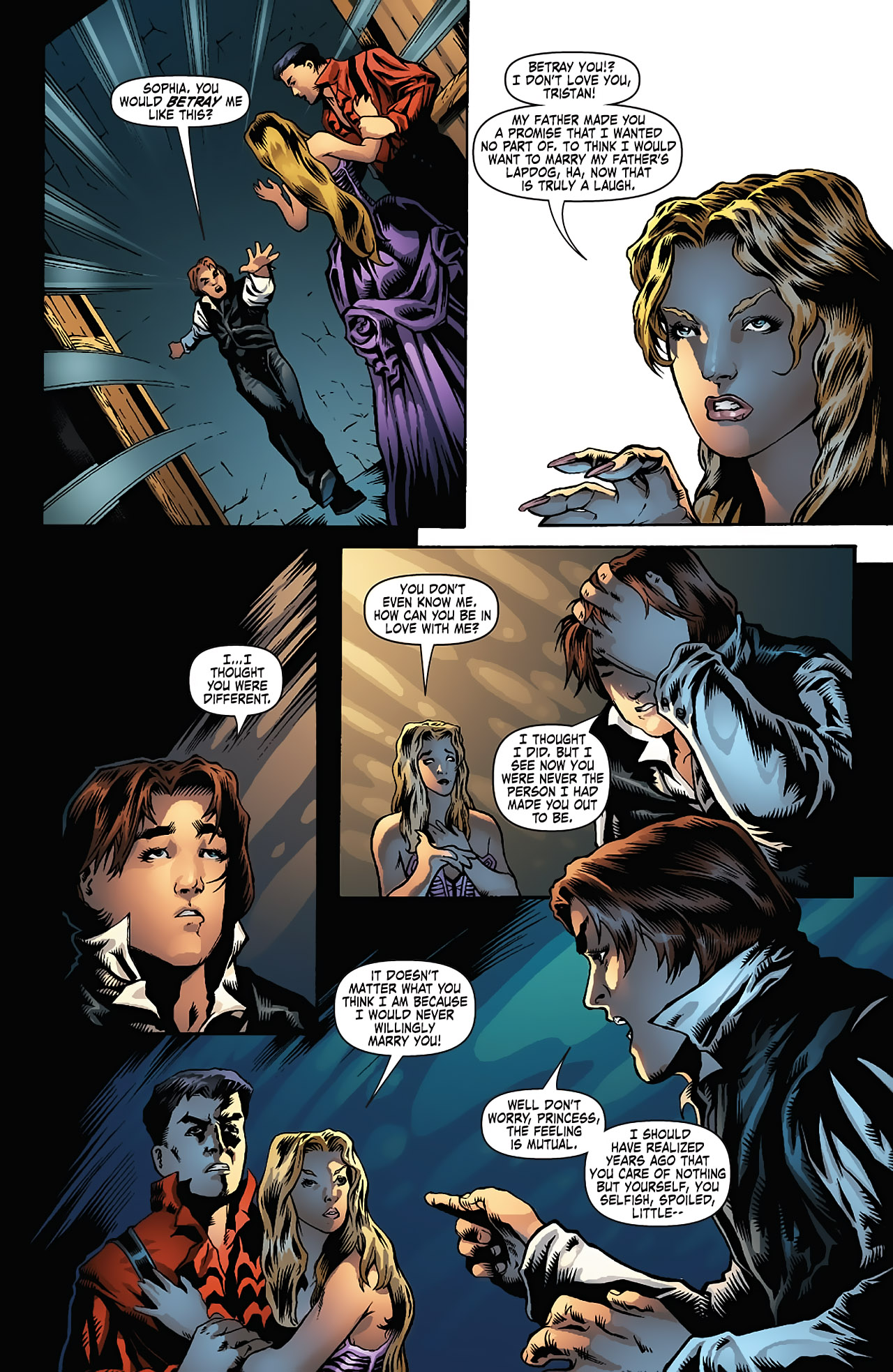 Grimm Fairy Tales (2005) Issue #5 #8 - English 19