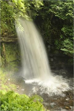 cascate di glencar - sligo - irlanda