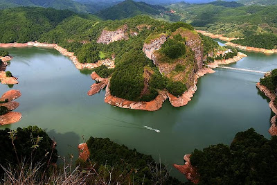 (China Danxia) - Taining in Fujian