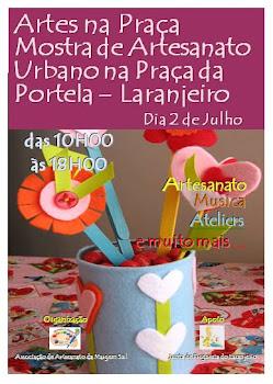 ARTES NA PRAÇA - 2 DE JULHO