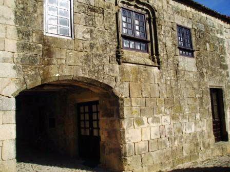 Antiga Sinagoga de Linhares da Beira