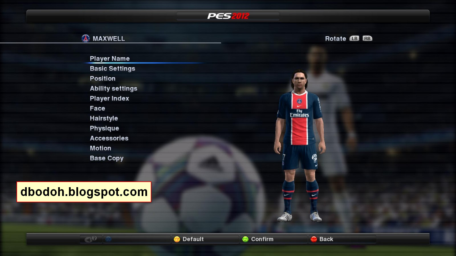 Free Download Patch 2.7 (FIX) PES 2013 Terbaru