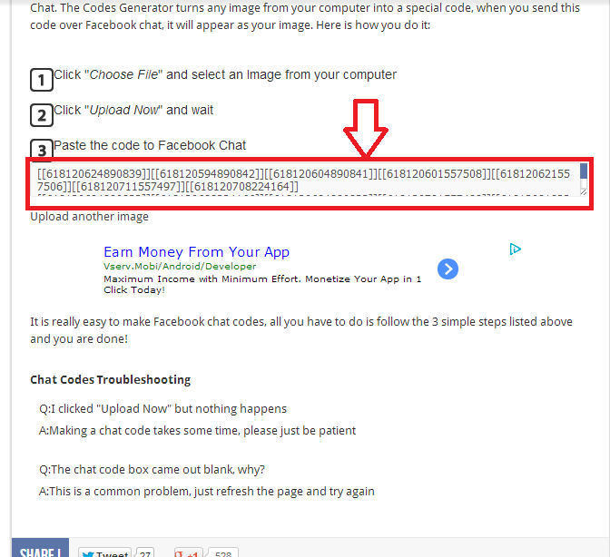 Facebook Chat Code Creation [Techzilla FireFox]