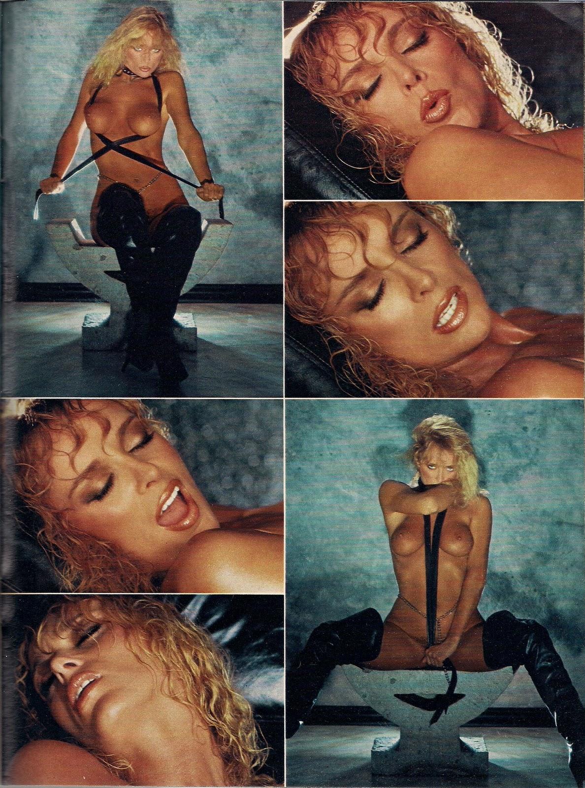 Sybil Danning Nude Playboy