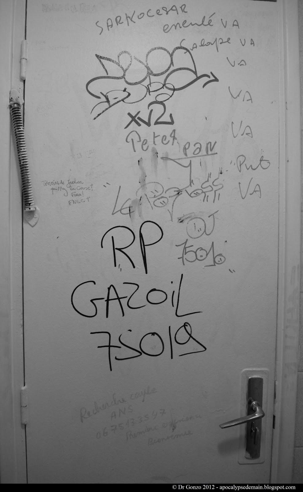 Parc Monceau WC