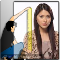 What is Kylie Padilla's height?