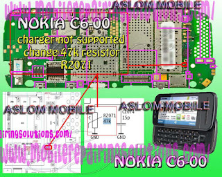 Charging ways Nokia c6 Charging problem Nokia c6 Not Charging Nokia c6