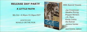VIRTUAL RELEASE DAY PARTY