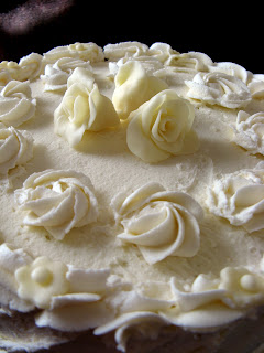 January new+049a White Chocolate Cranberry Birthday Cake