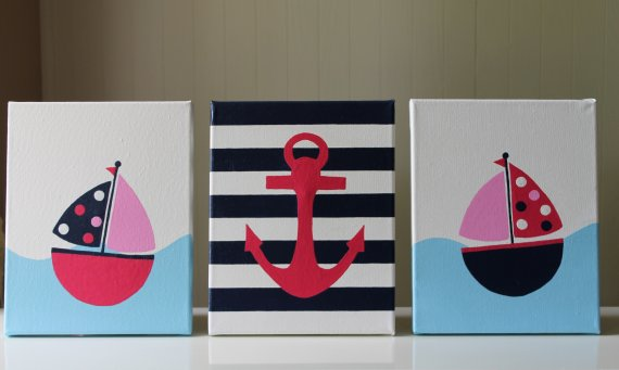 Https Www Etsy Listing 151499176 Baby Nautical Decor Nursery Ref Pr