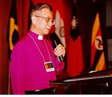 Moses Tay, Former Archbishop of SEA