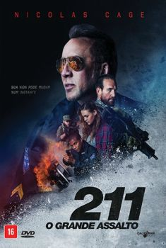 211: O Grande Assalto Torrent - BluRay 720p/1080p Dual Áudio