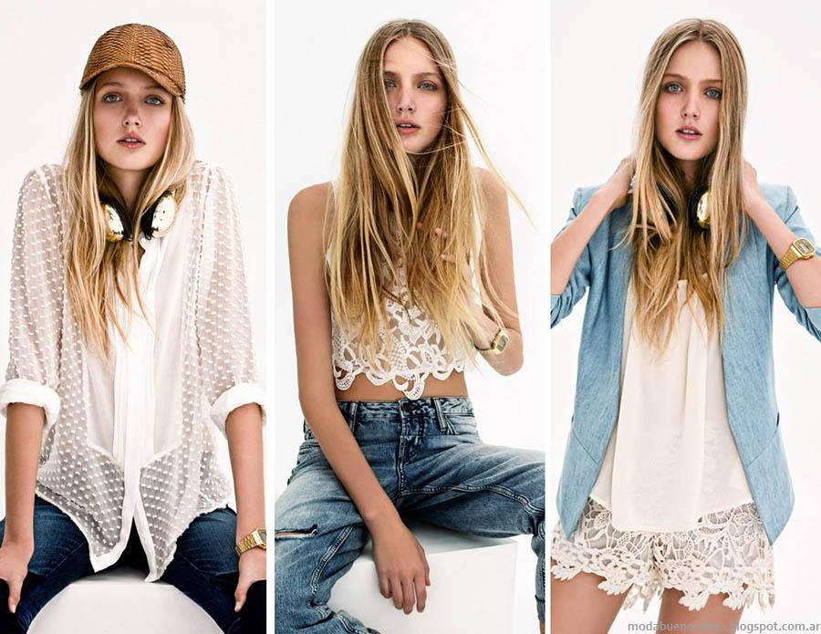 Moda 2015. Inedita primavera verano 2015. Moda y Tendencias en Buenos Aires 2015.