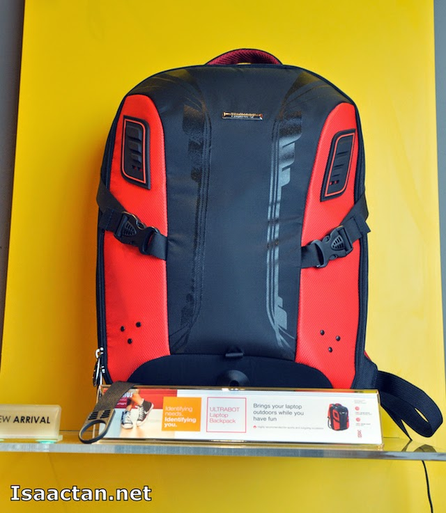 Ultrabot Laptop Backpack