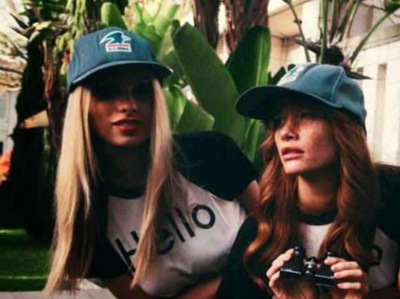 pelo 2014 accesorios gorras deportivas