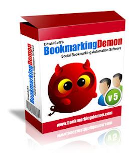 دانلود نرم افزار بک لینک گیری پیچ رنک بالا Bookmarking Demon