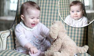 Princess Charlotte @ 6 Months