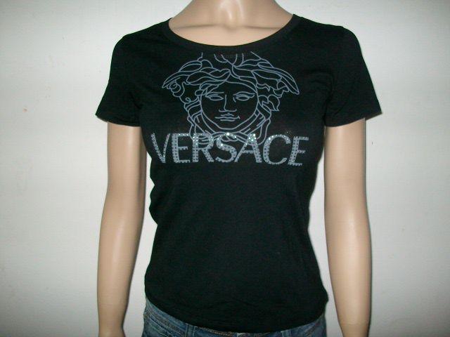 Mix fashion versace women t shirts page 1 austria for Versace t shirts women